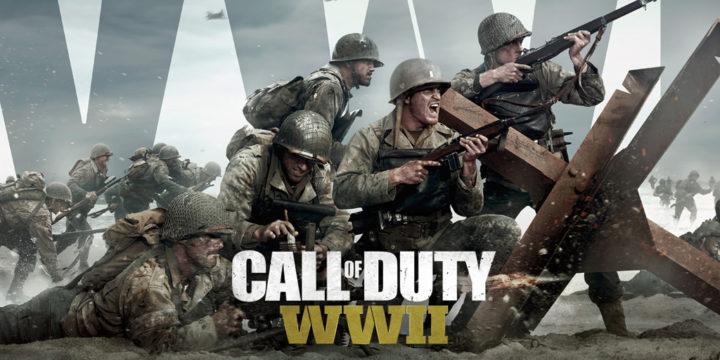 CoD:WWII: 武器のバランス調整は近日配信、週内のスコアストリーク調整や月内の大規模アップデートに関する情報も