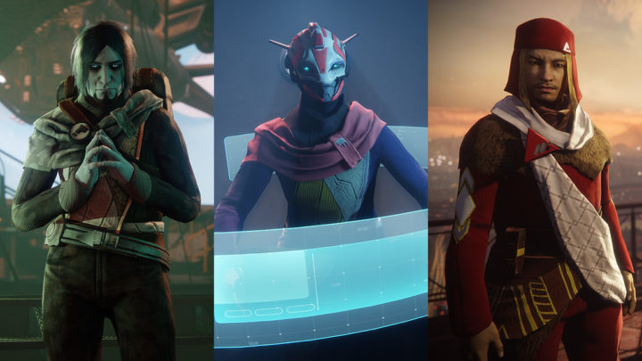Destiny 2: 失われたセクターの「ファクションラリーの印」に入手制限、ファクションエングラムからは新武器の入手不可