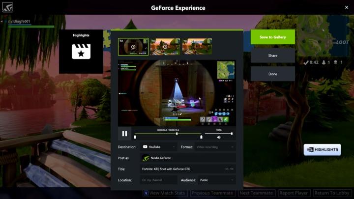 """フォートナイト バトルロイヤル:パッチノート2.1.0公開、味方の体力を回復する""""キャンプファイヤー""""実装やキルシーンを録画する「NVIDIA ShadowPlay Highlights」対応など"""