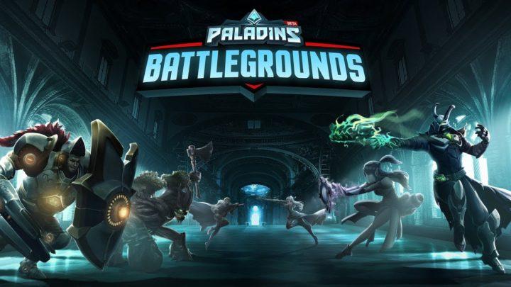 チーム対戦型ヒーローFPSゲーム『Paladins』にバトルロイヤルモードが追加へ、PS4版は『Fortnite』の牙城を崩せるか
