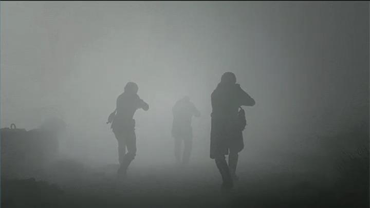 CoD:WWII:DLC1「レジスタンス(フランス抵抗軍)」のトレーラーは明日公開か、霧に覆われたティザー映像公開