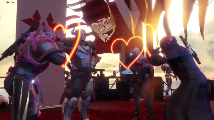 Destiny 2 crimson