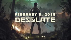 ソビエト連邦を舞台にする協力型ホラーサバイバルゲーム『DESOLATE』早期アクセスが開始(Steam)