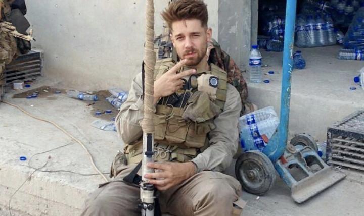 「Call of Dutyで鍛えた」アメリカ人ゲーマーがリアル戦争に参加