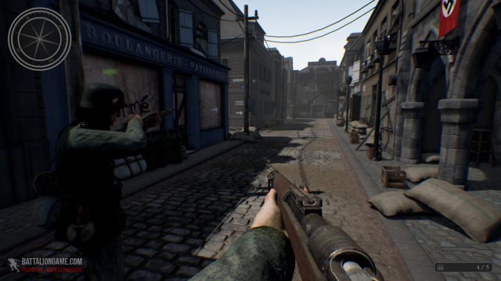 Battalion 1944:正式版リリースまでのロードマップ公開、正式版は2019年リリースで値上げ予定、DLCは全て無料に
