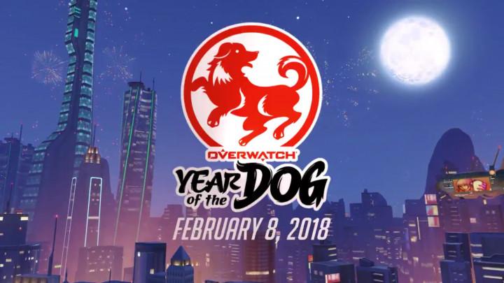 オーバーウォッチ:新季節イベント「Year of the Dog」が2月8日より開催決定