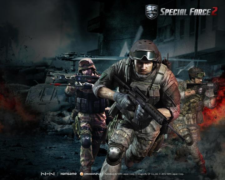 無料オンラインFPS『SPECIAL FORCE 2』アップデート、新武器、新マップが実装