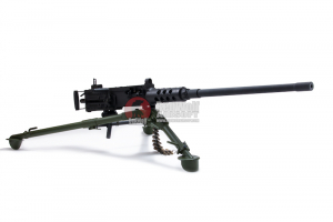 総額55万の電動ガン「M2ブローニング重機関銃」予約販売開始