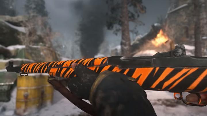 CoD:WWII 新迷彩