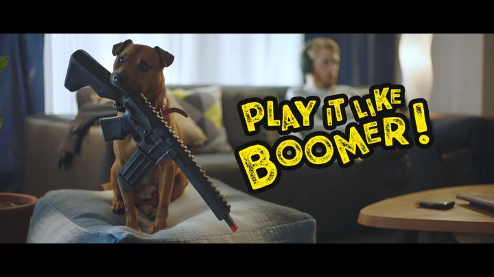 ファークライ5:「我が家のブーマーはアイドル犬」キャンペーン開催、愛犬がユービーアイソフト公認ブーマー犬に