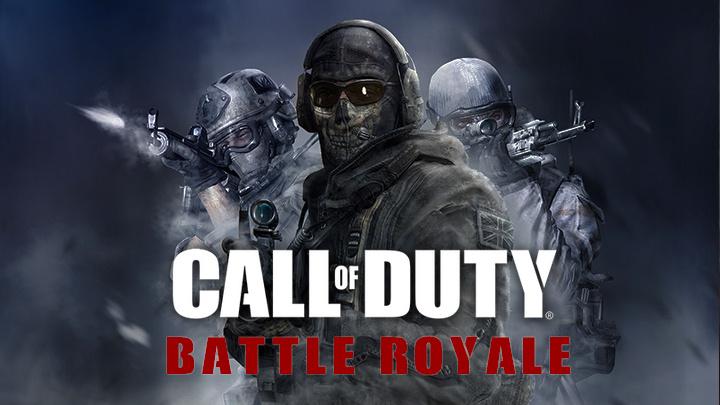 『Call of Duty』にバトルロワイヤル