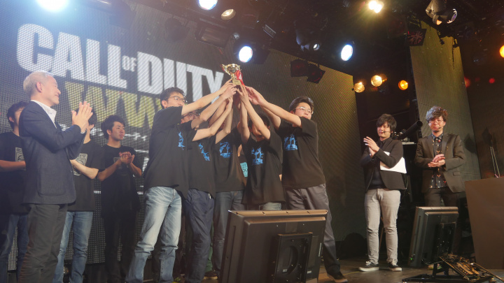 CoD:WWII: 「全国大学生対抗戦」優勝チームは東京アニメ・声優専門学校「T.A」