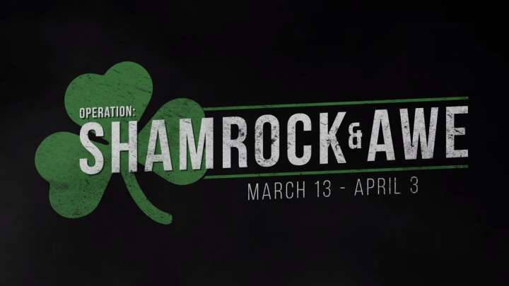CoD:WWII: 新イベント「Operation: Shamrock and Awe」開催