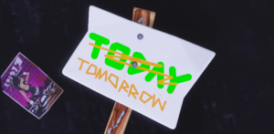 フォートナイト バトルロイヤル: ティルテッド・タワーに彗星関連の新オブジェが追加、落下するのは明日?