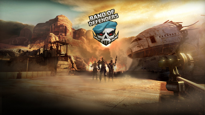 インディーFPS:4人CoopタワーディフェンスFPS『Band of defenders』リリース(Steam)