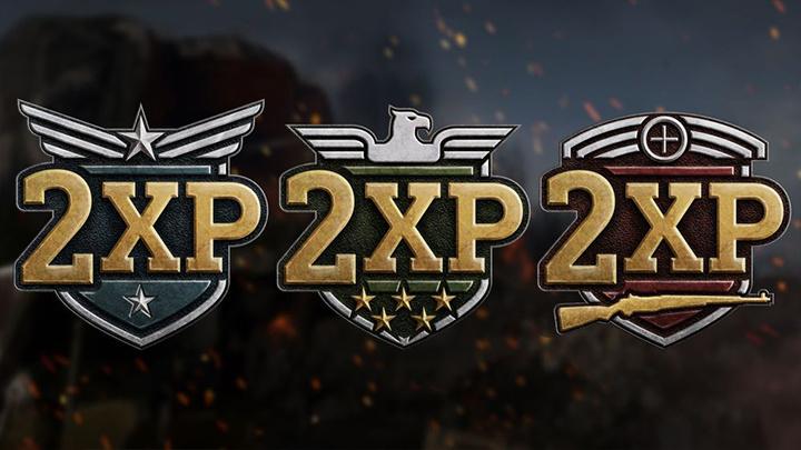 CoD:WWII:兵士・武器・師団・ナチゾンビダブルXP開催へ(全機種)
