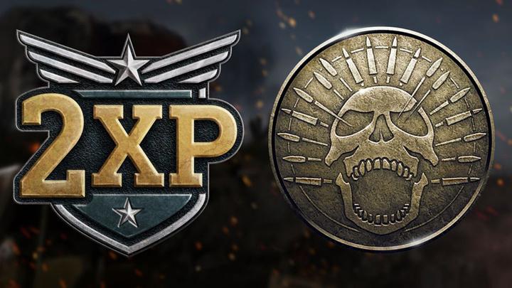 CoD:WWII:グラウンドウォーダブルXP