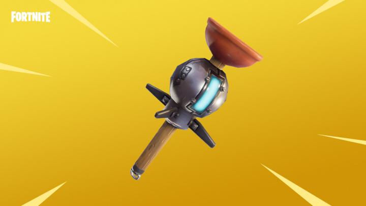 フォートナイト バトルロイヤル:相手に直接はりつける「くっつき爆弾」が登場、スキンを返品してV-Bucksを再入手可能に