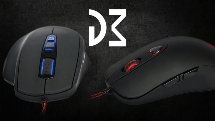 eスポーツ向けプロゲーミングマウス「DM1 PRO S」販売開始、値段は4,990円(税込)