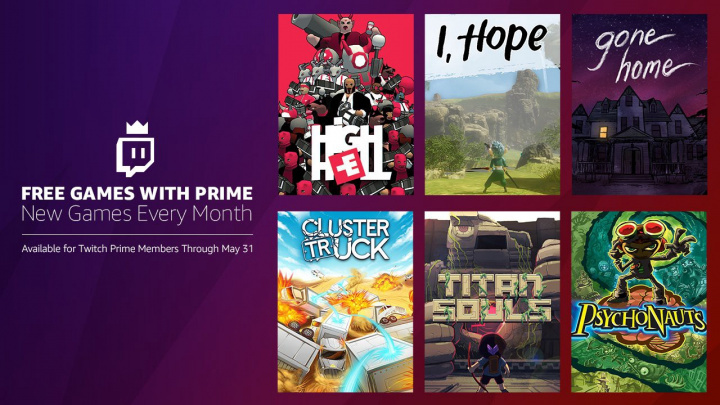 twitch prime may
