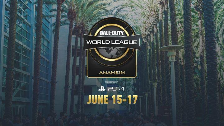 CWL Anaheim 2018