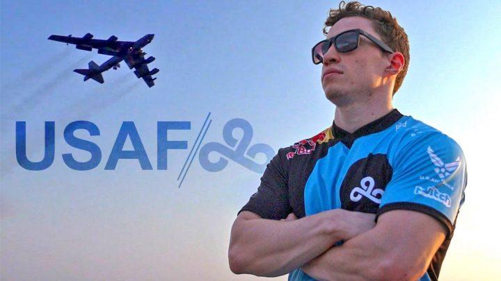 アメリカ空軍、eスポーツチームCloud9『CS:GO』チームとスポンサー締結