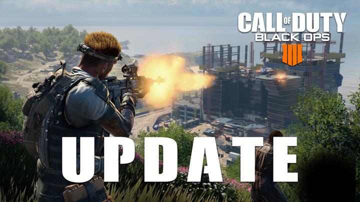 CoD:BO4:「ブラックアウト」アップデート、3種の新イベントや悪質プレイヤーのBAN、スナイパー弱体化など