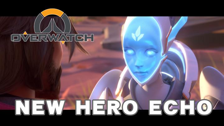 """オーバーウォッチ:新ヒーロー""""エコー""""登場へ、現在6人もの新ヒーローを計画中"""