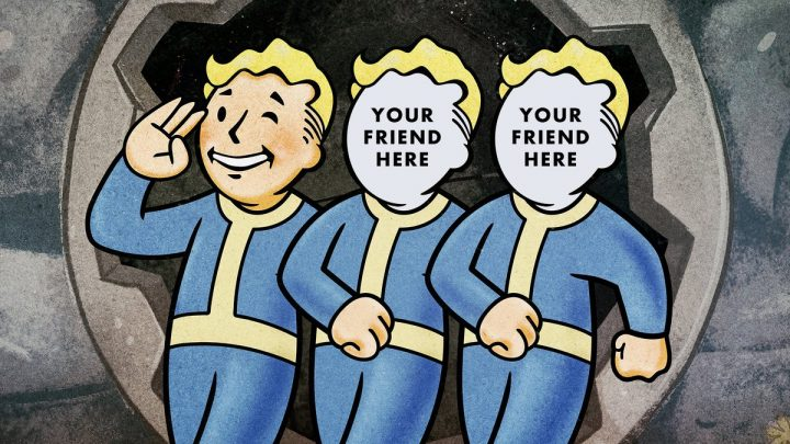Fallout 76: 11月2日までにB.E.T.A.に参加したプレイヤーはフレンド3人をB.E.T.A.に招待可能に