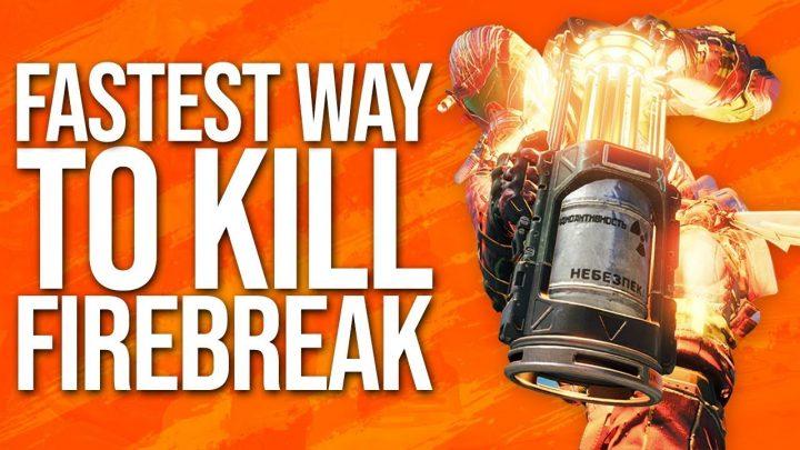 firebreak kill