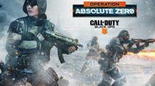 "CoD:BO4:大規模アップデート「Operation Absolute Zero」発表、新スペシャリスト""Zero""や3種の新武器を含む膨大な新要素追加"