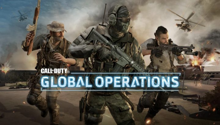 CoDモバイル:新作モバイルゲーム『Call of Duty: Global Operations』のAndroid版が一部地域で配信開始