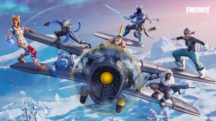 2月8日から22日までEpic Gamesストアがクリエイターへの還元率を4倍に上昇、クリエイタータグを入力して購入すると限定スキンが贈呈