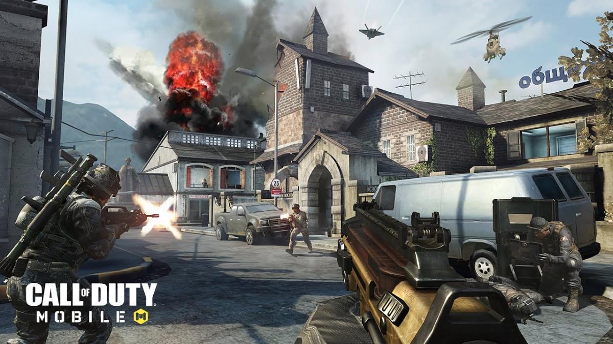 無料CoDアプリ『Call of Duty: Mobile』ローンチトレーラー公開、今 ...