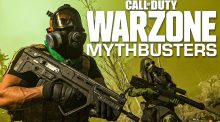 warzone solo CoD:MW Mythbusters