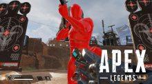 エーペックスレジェンズ:射撃訓練場のイースターエッグついに解明! AIダミーが攻撃開始