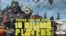 CoD:MW: プレイヤー数が1,500万人を突破、4人や5人スクアッドもテスト / ダウンさせたプレイヤーがキル獲得に変更予定など